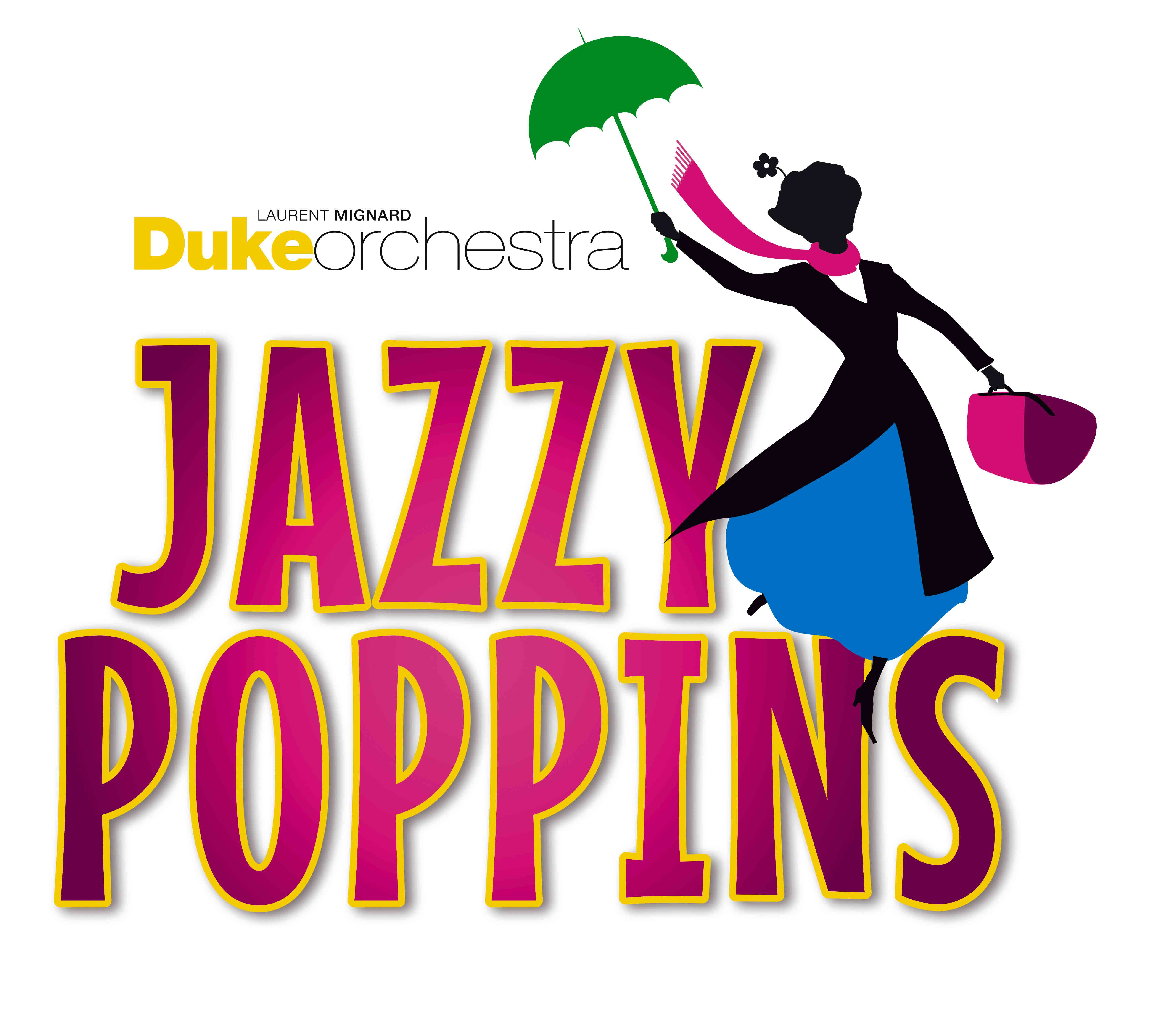 JAZZY POPPINS - NOEL POUR TOUS