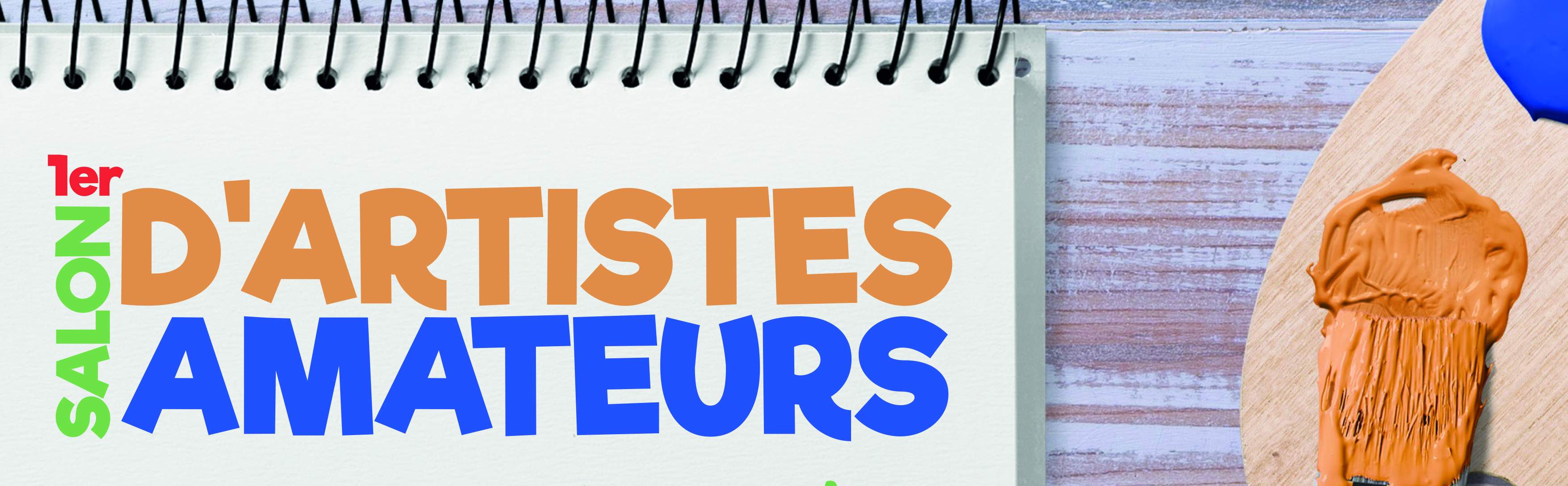 1ER SALON DES ARTISTES AMATEURS