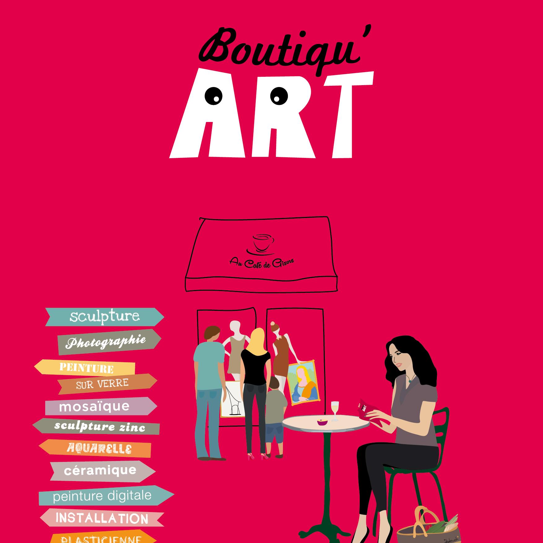 BOUTIQU'ART