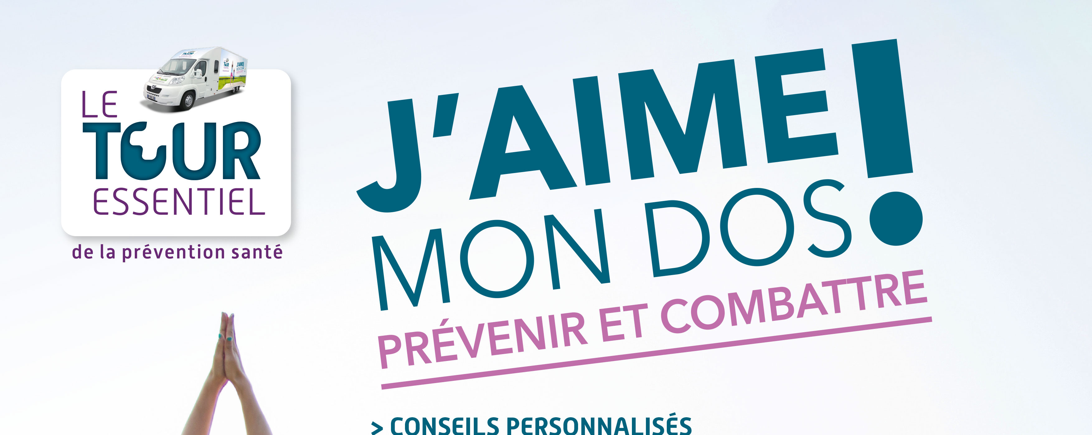 PREVENTION - J'AIME MON DOS