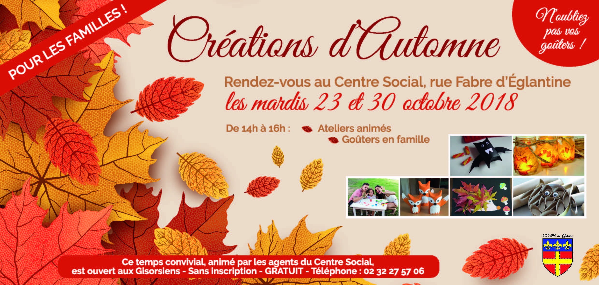 CREATION D'AUTOMNE