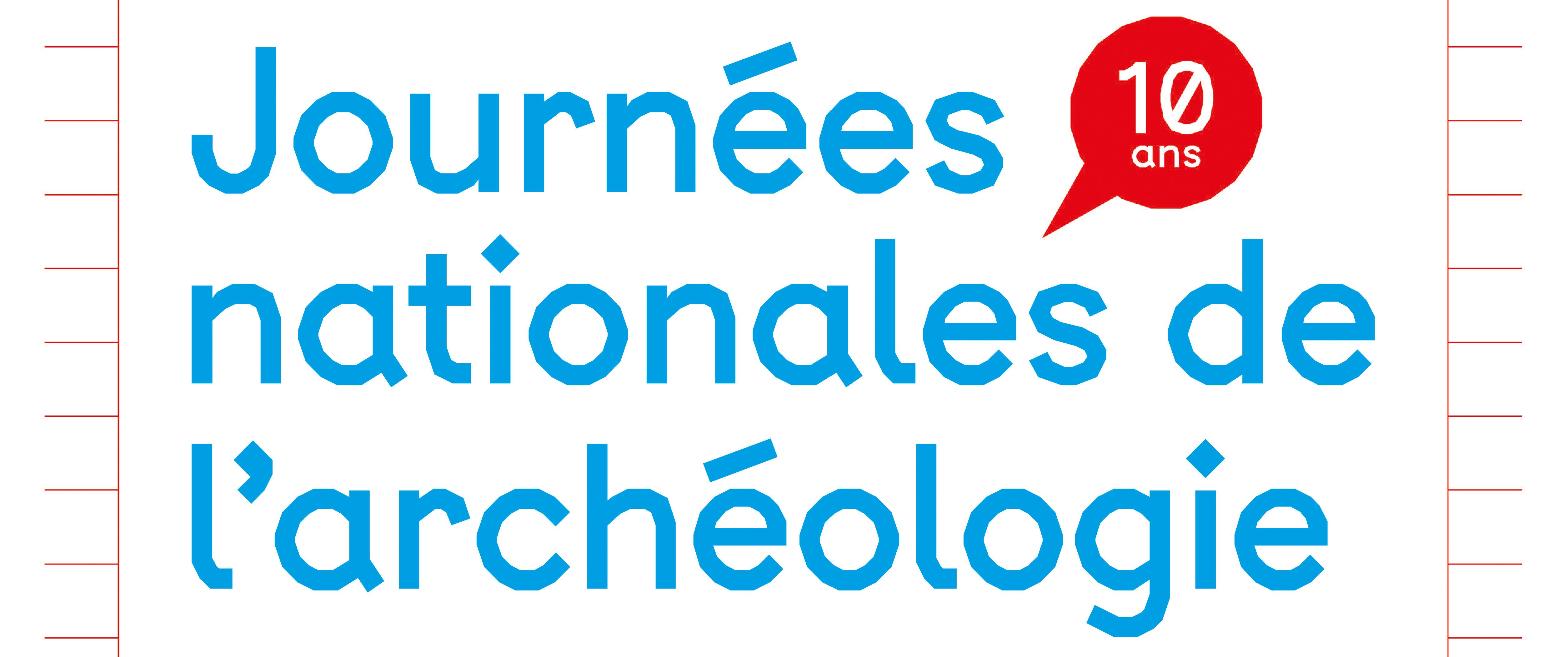 JOURNEES NATIONALES DE L'ARCHEOLOGIE