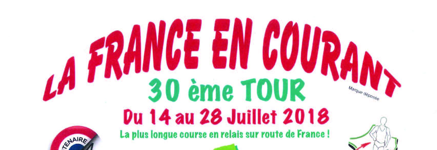 LA FRANCE EN COURANT