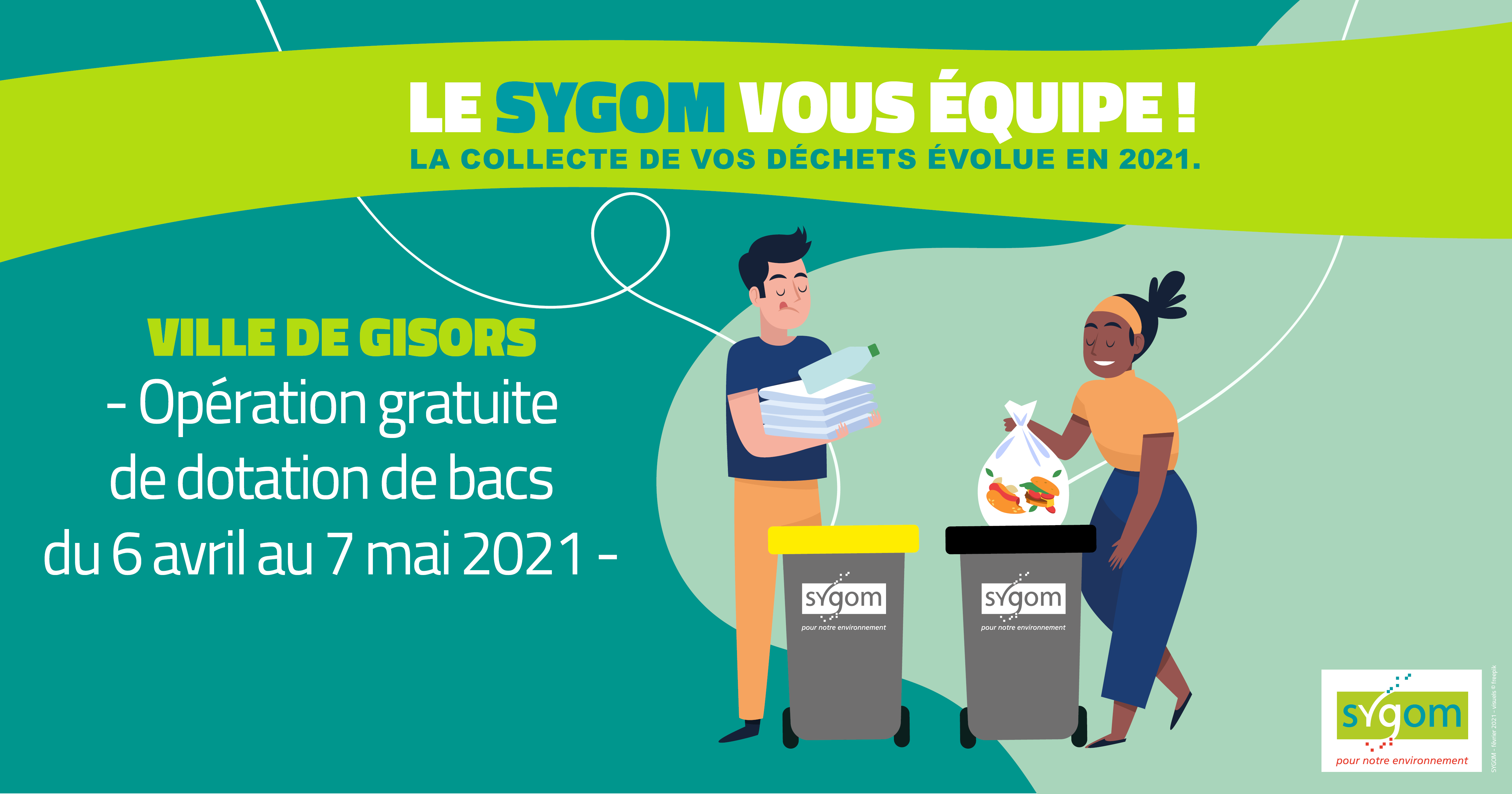 LE SYGOM VOUS EQUIPE !