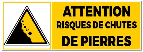 UN PERIMETRE DE SECURITE AUTOUR DE L'EGLISE