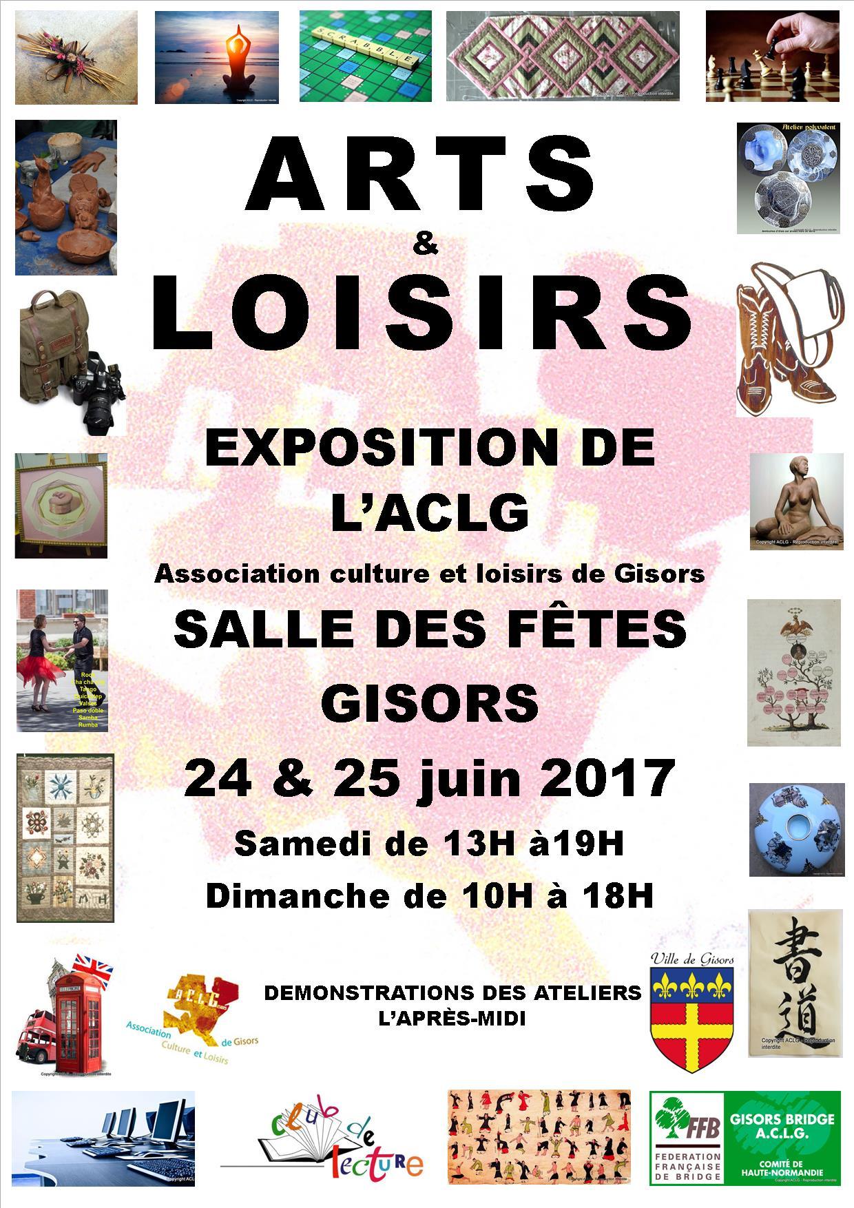 Exposition Arts et Loisirs